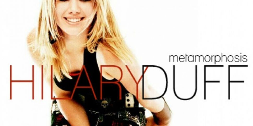 It's Been 15 Years Since Hilary Duff Released Metamorphisis