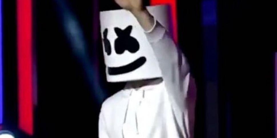 Did Marshmello Finally Reveal His Identity