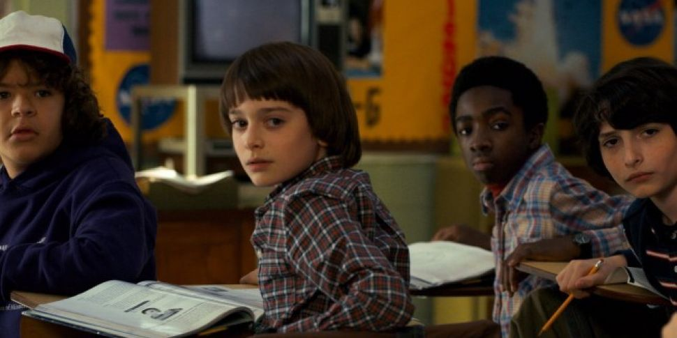 Stranger Things Are Looking For Extras