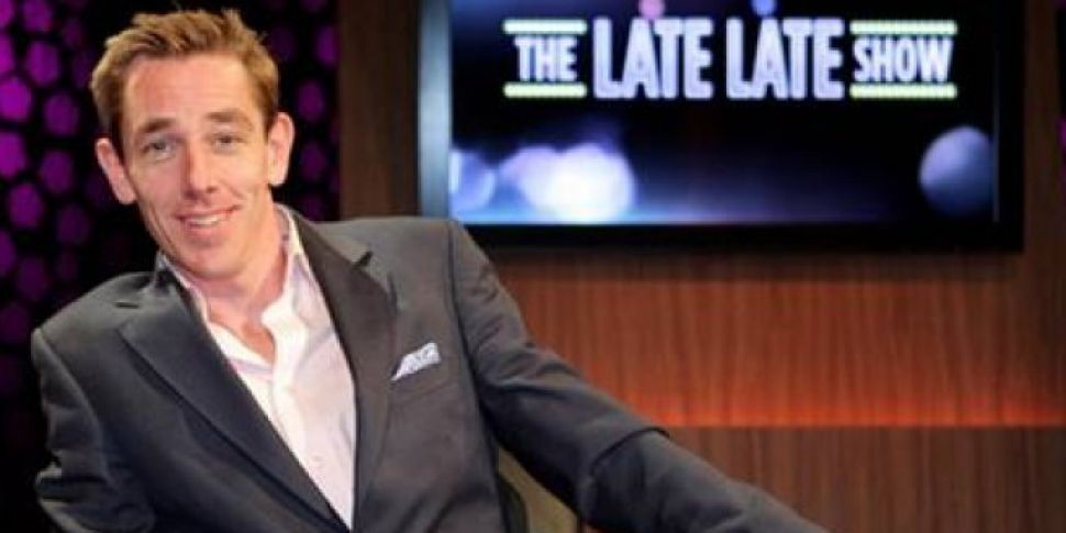 Want To Be A Part Of The Late Late Show's London Live Show?