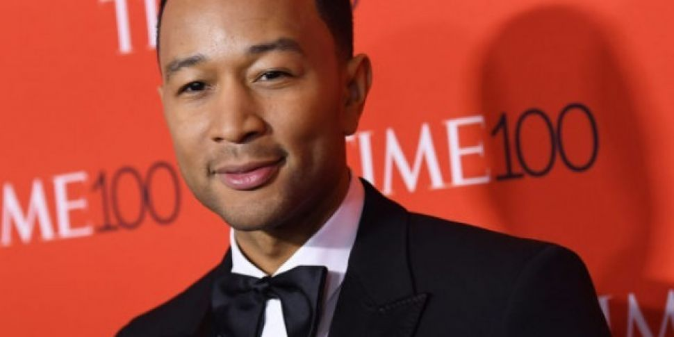 John Legend Is The First Black Man To Achieve EGOT Status