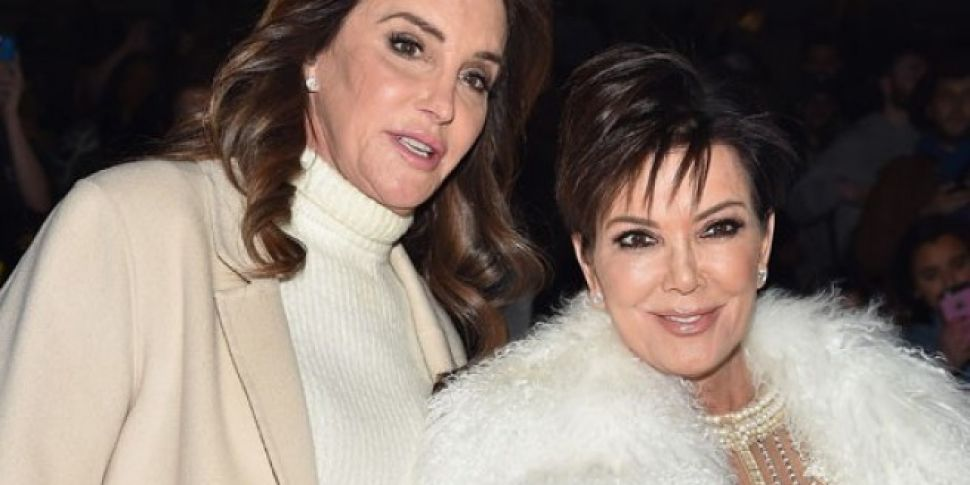 Kris Jenner Tears Up Holding Bruce's Old Clothes