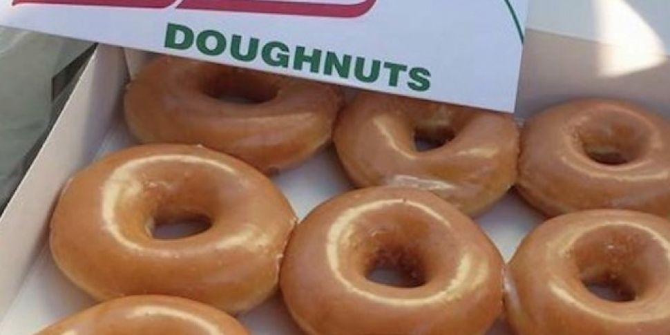 Ireland's Only Krispy Kreme Store To Close Overnight Drive-Thru