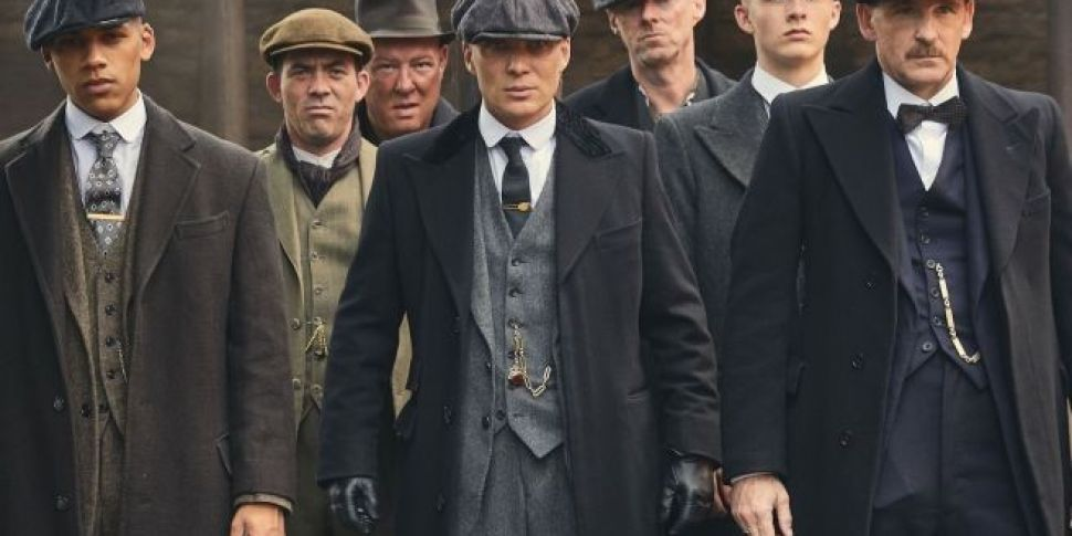 First Look At Peaky Blinders A...