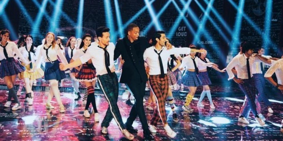 Will Smith Showed Off His Bollywood Dance Moves