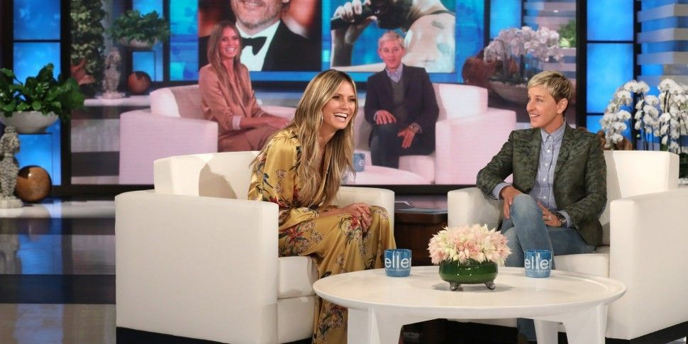 Heidi Klum Admits To Ghosting Drake After He Asked Her On A Date