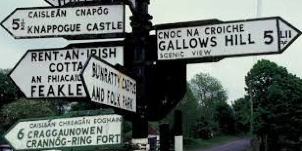 Watch An American TV Show Butcher These Irish Place Names