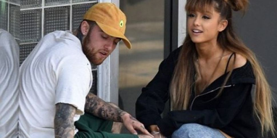 Ariana Grande Seen Dancing In The Rain In First Outing Since Ex Mac Miller's Death