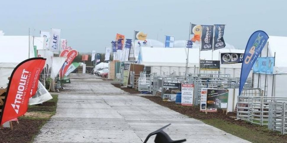 The Ploughing Has Been Cancelled For Today