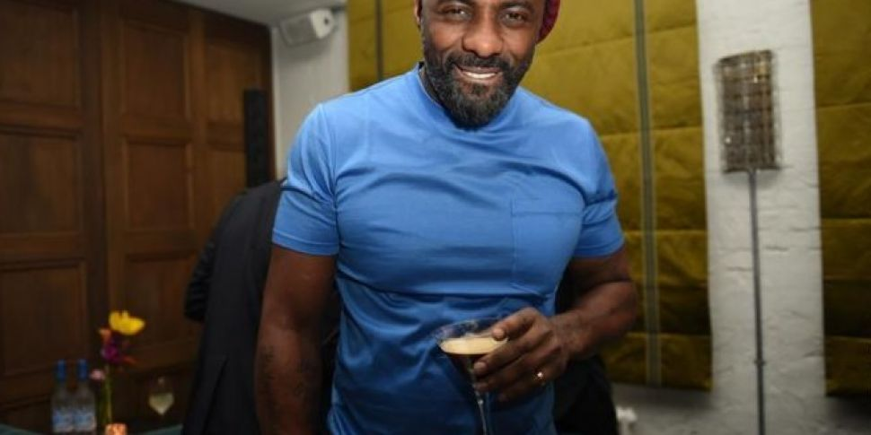 Idris Elba Is Opening His Own Cocktail Bar In The UK