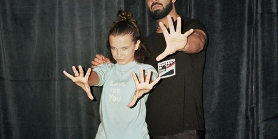 Millie Bobby Brown's Revealed Drake Texts Her 'About Boys'