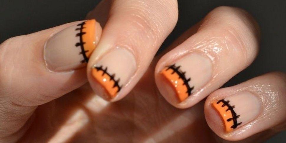 5 Easy Halloween Nail Art Ideas