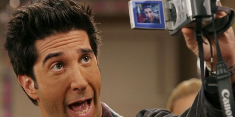 People Can't Get Over This Robber That looks Like Ross From Friends
