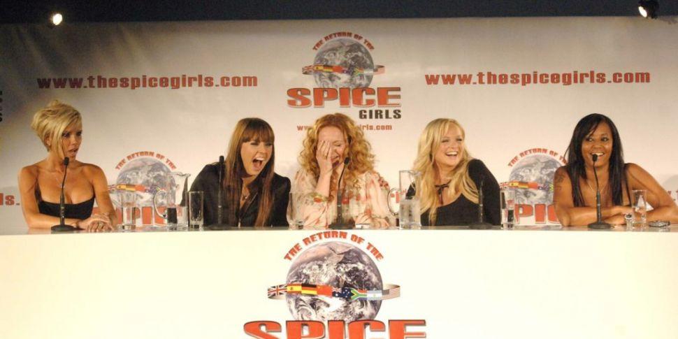 Listen   Spice Girls Girl Powe...