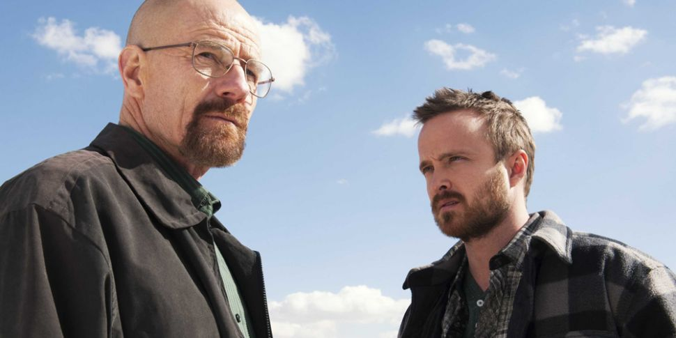 A Breaking Bad Movie Is In The...