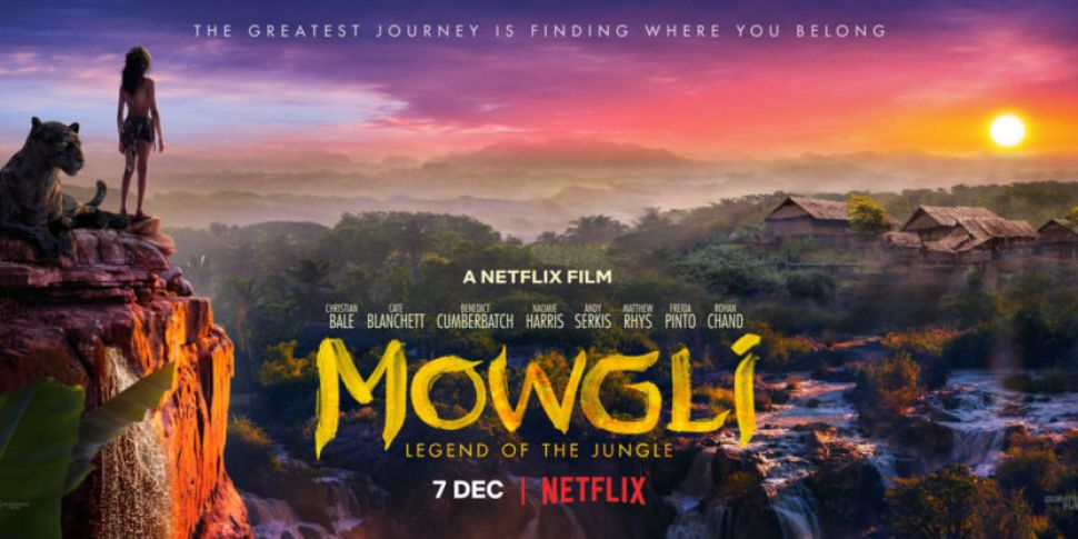 Netflix Releases Trailer For Mowgli: Legend Of The Jungle