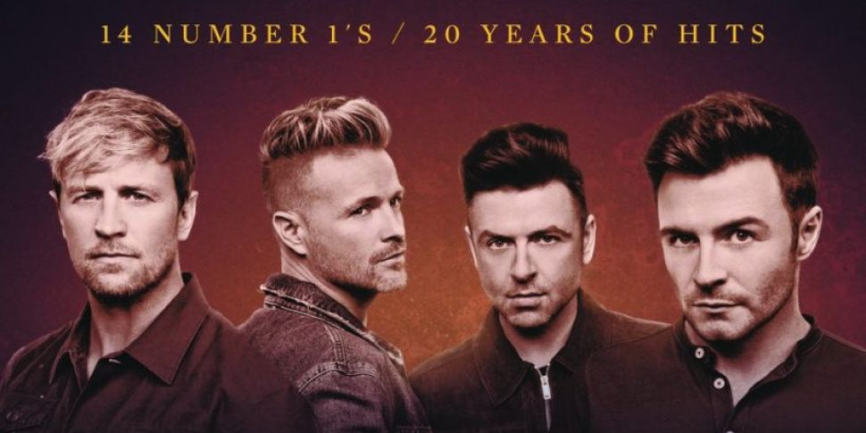 Westlife Announce Another Irish Date For Upcoming Tour