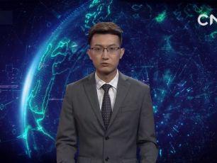 China Unveil New Virtual News Anchor