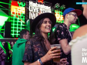 WIN Tickets To The Hottest Gigs And Festivals With Heineken Live Your Music