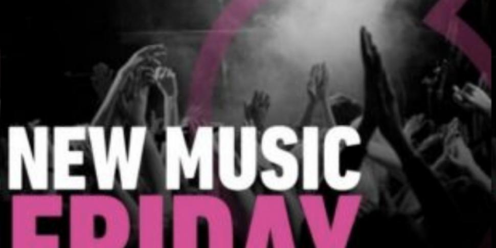 New Music Friday 9th November...