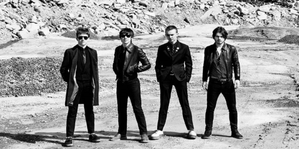 The Strypes Announce Break Up