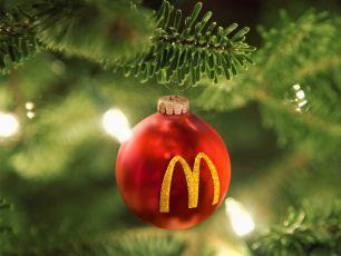 McDonald's Reveal A Malteasers REINDEER McFlurry