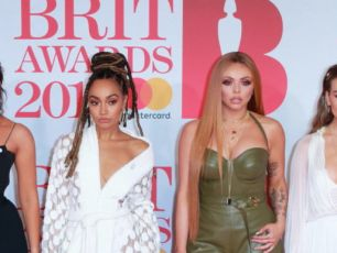 Little Mix Pose Naked With Insults On Their Skin
