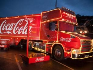 Coca Cola Christmas Truck Tour Dates