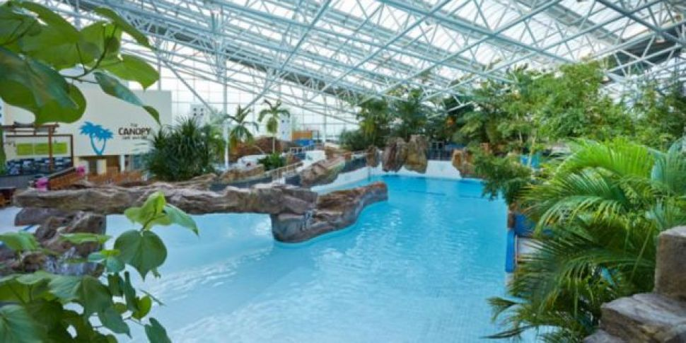 Ireland's Largest Water Park Set To Open In Longford
