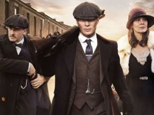 Peaky Blinders Is Being Made Into A MOVIE