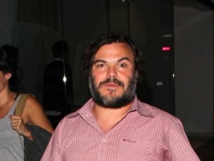 Jack Black Reunited With Freddy The Drummer From 'School Of Rock'