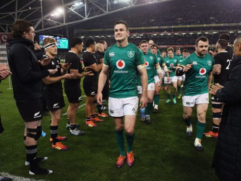 Irish Rugby Team 'Best In The World' Says The Taoiseach