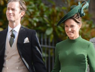 Pippa Middleton's Baby's Name Has Been Revealed