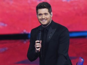 Michael Bublé Playing Two Irish Dates