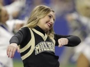 School Shooting Survivor Performs At NFL Match
