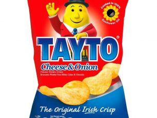 Tayto Crisps Top the List Of Most Missed Food When Abroad
