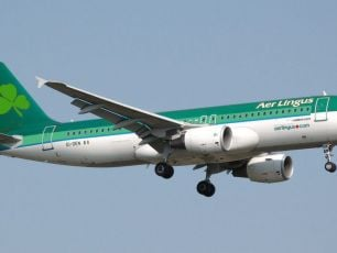 Aer Lingus Flights Cancelled In Dublin And Cork Due To Storm Diana