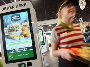 Traces Of Poo Found On McDonald's TouchScreens