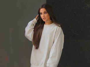 Ariana Grande Lashes Back At Piers Morgan For His Comments On Ellen & Little Mix