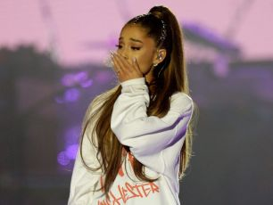 Ariana Grande Reads Emotional Letter About Manchester Arena Bombing In New Documentar...