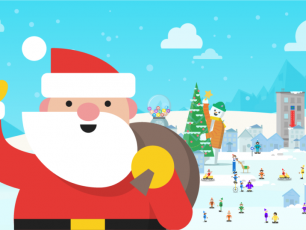 Google's Santa Tracker Is Back