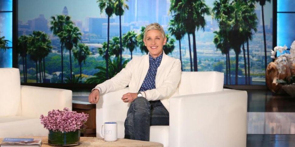 Watch: Netflix Release Trailer For Ellen DeGeneres Stand Up Special