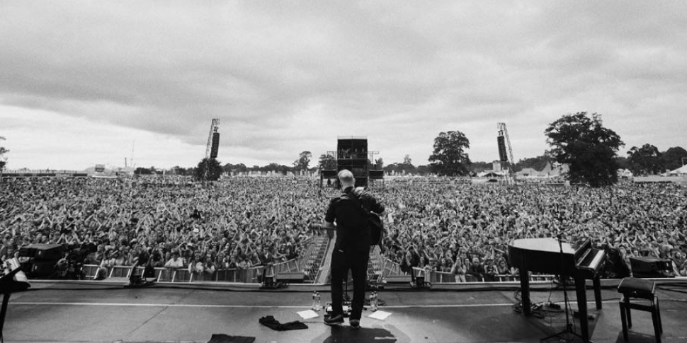 Gavin James Announces World To...