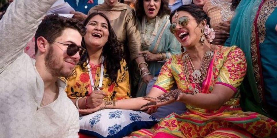 Nick Jonas Marries Priyanka Chopra In Lavish Ceremony