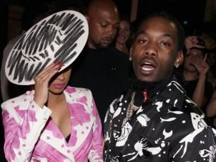 WATCH: Offset Posts Video Trying To Get Cardi B Back
