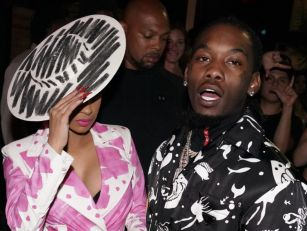 WATCH: Offset Posts Video Tryi...