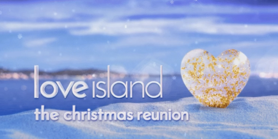 Island Christmas.The Love Island Christmas Reunion 2018 Spinsouthwest