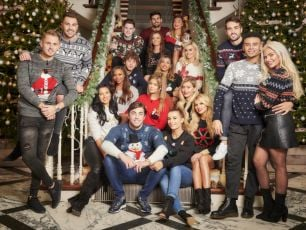 First Pictures Of Love Island Christmas Reunion