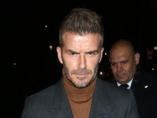 David Beckham Is Reportedly Se...