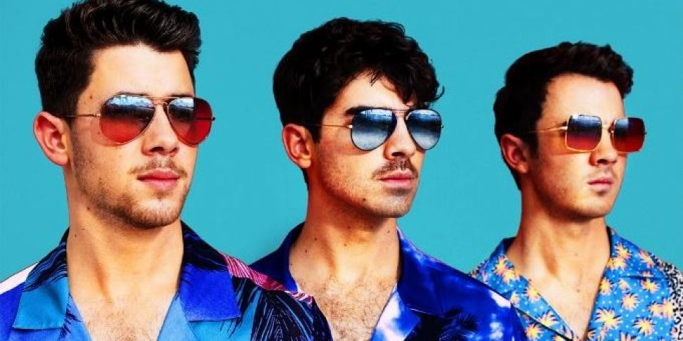 WATCH: Jonas Brothers Release...